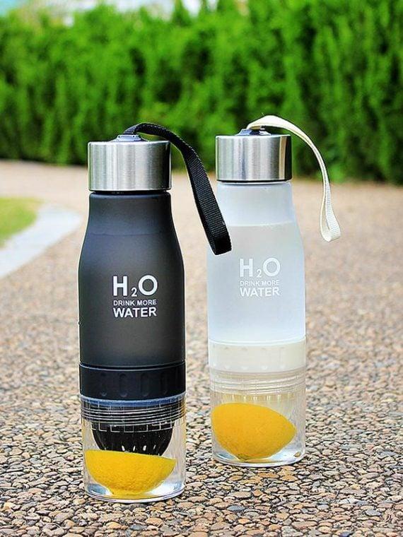 New-Xmas-Gift-650ml-Water-Bottle-plastic-Fruit-infusion-bottle-Infuser-Drink-Outdoor-Sports-Juice-lemon