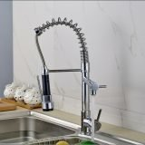 Pull-Out-Spring-Kitchen-Faucet-Swivel-Spout-Vessel-Sink/