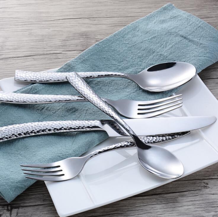 Kapro® 30 Piece Flatware Set - 5 Colors